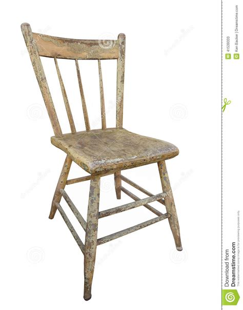 chaises design bois wooden kitchen chair isolated stock photo image 41539333