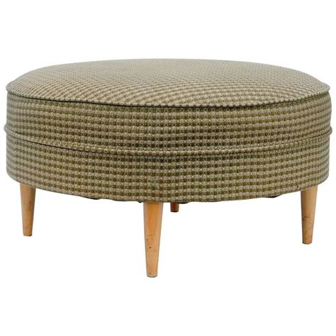 round ottomans for sale big round ottoman pouf for sale at 1stdibs