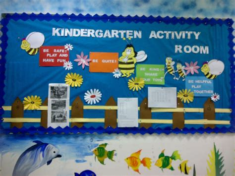 Decoration Ideas Kindergarten
