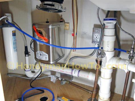 sink water heater plan  home design theydesign