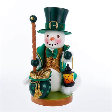 christian steinbach ornaments christian steinbach st patricks day wooden nutcrackers smokers and ornaments