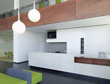 Anita Eyrich  Innenausbau Eines Büroneubaus, Berlin Adlershof