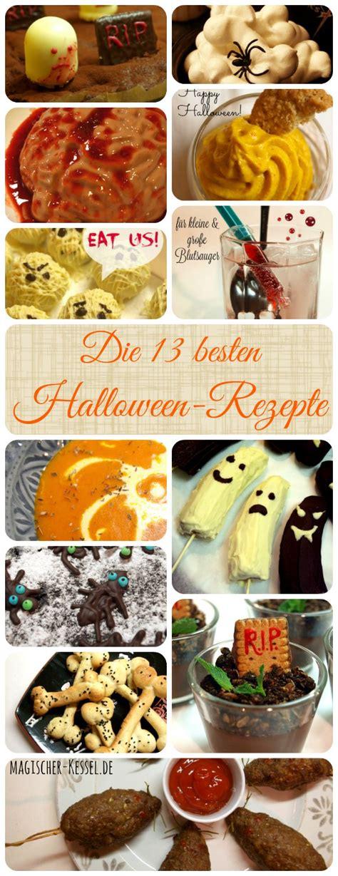 Die 13 Besten Halloweenrezepte « Halloween « Der Magische