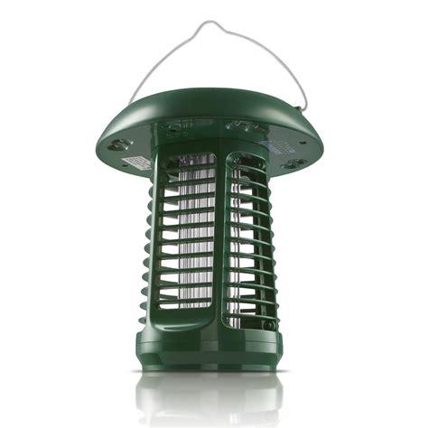 bright green led light panel sandalwood nk63 electronic solar powered uv bug zapper
