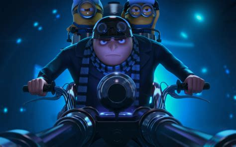 despicable   hd wallpaper mytechshout