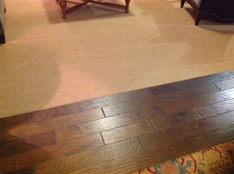 Wood to Carpet Transition Ideas   Flooring   Pinterest