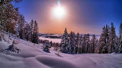 Winter Landscape Resolution 10wallpaper