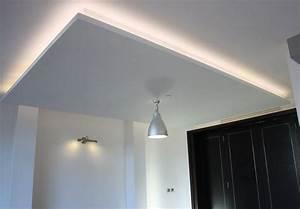 Luminaire Led Plafond : luminaire int rieur plafond suspendu ~ Edinachiropracticcenter.com Idées de Décoration