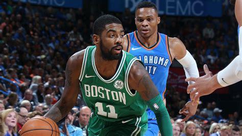 Thunder vs. Celtics: An early season match up that you don ...