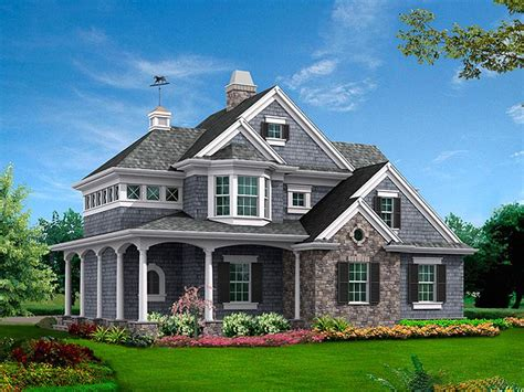 Carriage House Plans  Victorian Carriage House Plan