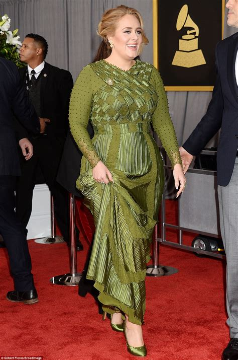 Grammys 2017: Jennifer Lopez and Adele lead best dressed ...