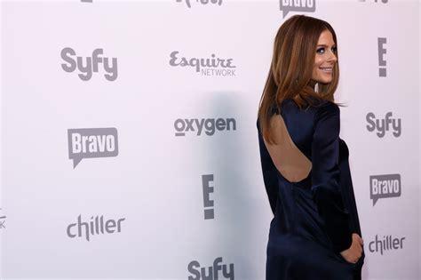 Maria Menounos – 2015 NBCUniversal Cable Entertainment ...