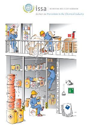 issa instruction storage  chemicals safety work
