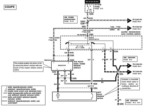 1996 Ford Mustang Starter Wiring Diagram by 1995 Ford Mustang Gt My Manual Window System Electrical