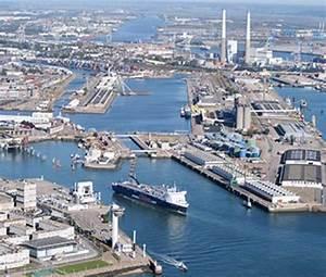 LHP Agency Opérateur portuaire au Port du Havre