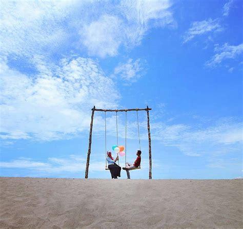 foto gumuk pasir parangkusumo jogja yogyakarta tiket