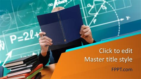 Free School PowerPoint Template - Free PowerPoint Templates