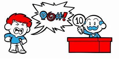 Swearing Swear Clipart Well Week Really Cartoon