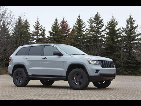 jeep grand cherokee off road wheels 2011 jeep mopar studies moab easter jeep safari grand