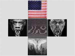 Jay-Z & Kanye West 'Watch The Throne' Album Art Work by ...