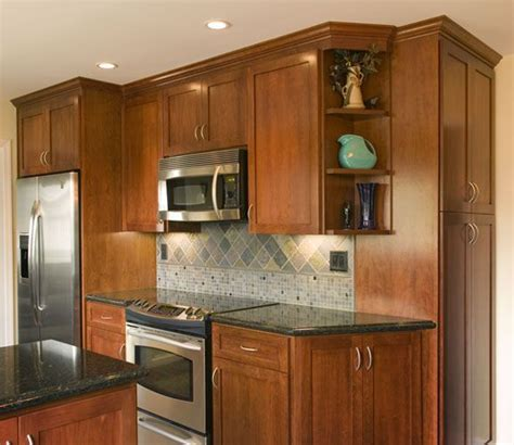 upper cabinet  angled google search hanging kitchen