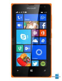 Rugged Windows Tablets by Microsoft Lumia 435 Specs