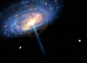 Milky Way Galaxy Underwent Brief Period of Quasar-Like ...