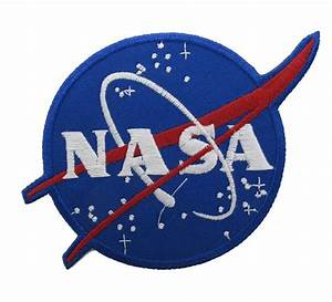 NASA Vector Patch - 4 Inch Souvenir Size