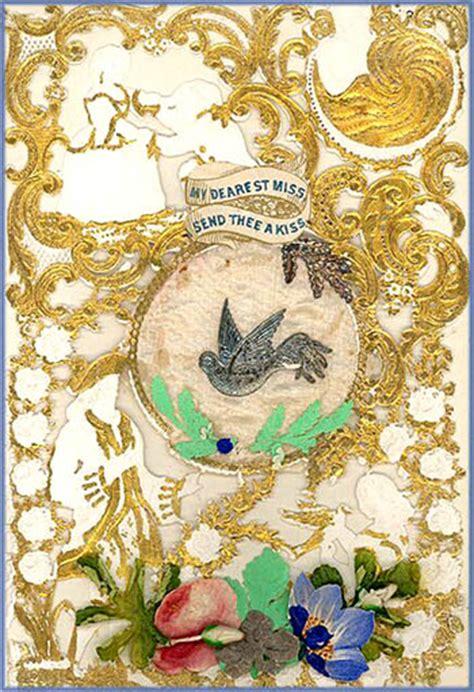 Victorian Valentine Cards