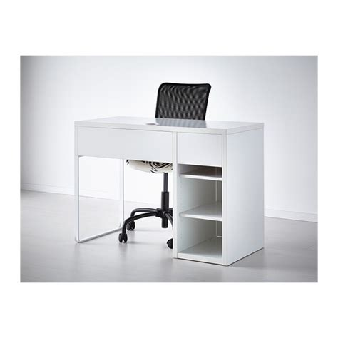 Ikea Micke Desk White by Ikea Micke Desk Drawer Stops Prevent The Drawers From