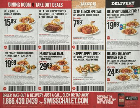 cuisine promotion free printable restaurant and food coupons from