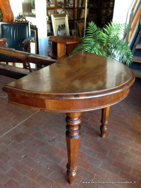 tavolo ovale allungabile antico antichit 224 il tempo ritrovato antiquariato e restauro