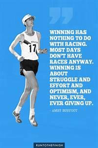 Best 25+ Marath... Race Friends Quotes