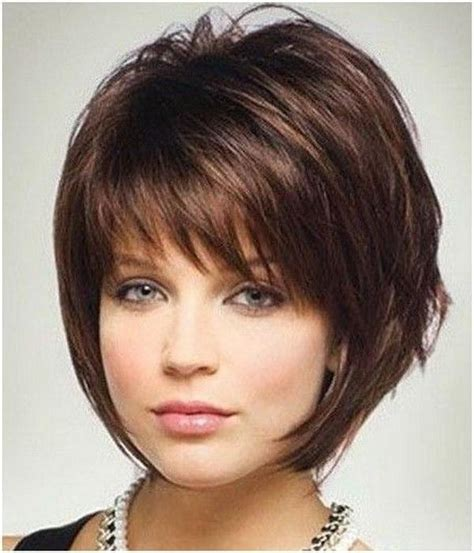 latest short hairstyles  long faces