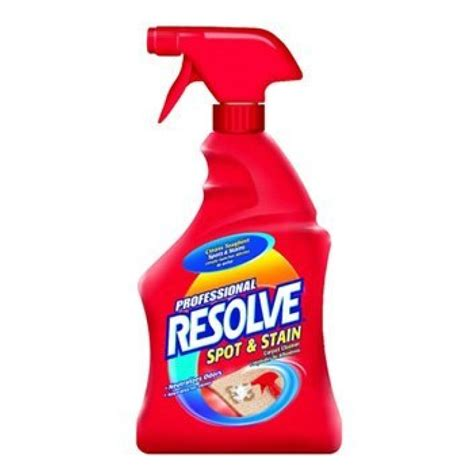 Stain Remover Products by Resolve Carpet Spot Stain Remover