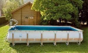 Preparation Terrain Pour Piscine Hors Sol Tubulaire : pourquoi choisir une piscine hors sol ~ Melissatoandfro.com Idées de Décoration