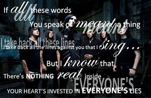 Puppets Motionless In White Quotes. QuotesGram