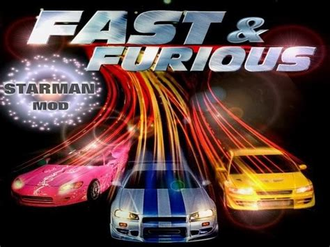 Fast And Furious Mod Pc Game Free Download Full