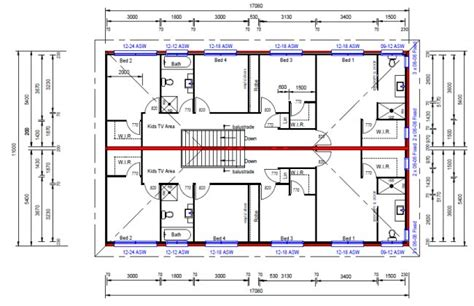 3 Bedroom Townhouse Plans Australia by Australian House Floor Plans 8 Bedroom 6 Bath Room 2