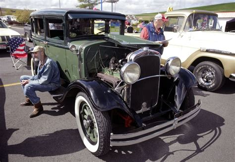 Chipman And Chevrolet by Pullman Classic Car Show News Dnews