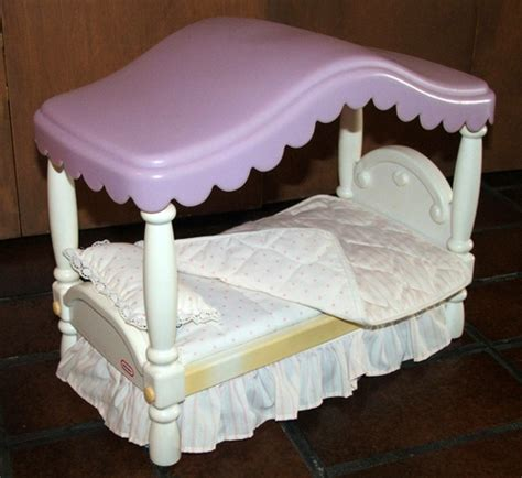 vintage tikes doll bed nex tech classifieds