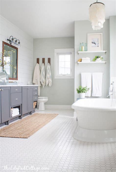 lake house master bath makeover  lilypad cottage