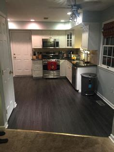 pictures of hardwood floors in kitchens tranquility ultra 5mm riverwalk oak lvp flooring 9102