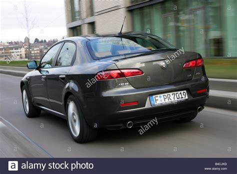 Alfa Romeo 159 24 Jtdm 20v, Model Year 2005, Anthracite