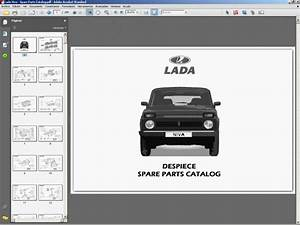 Lada Niva Owners Manual - Manual De Instrucciones - Manuel De Instructions