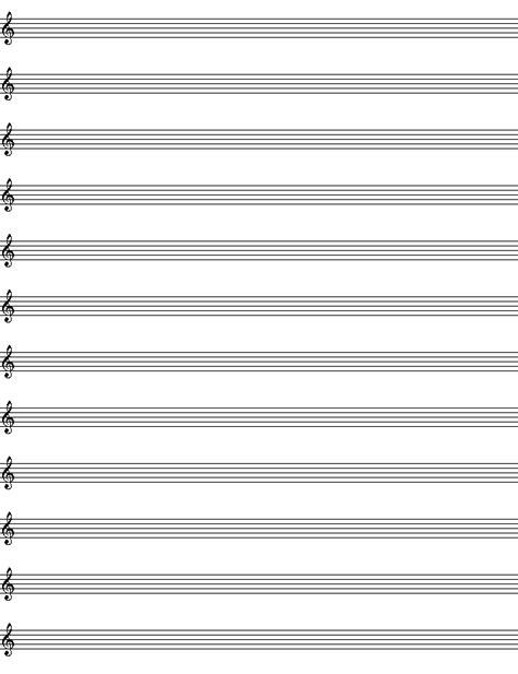 blank sheet music blank piano sheet music template 30