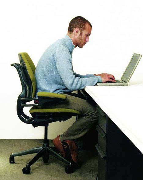 Laptop Ergonomics: Simple Steps to Reduce Back Pain - Core77