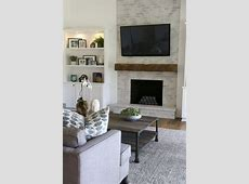 Contemporary Farmhouse! Brick Fireplace! www