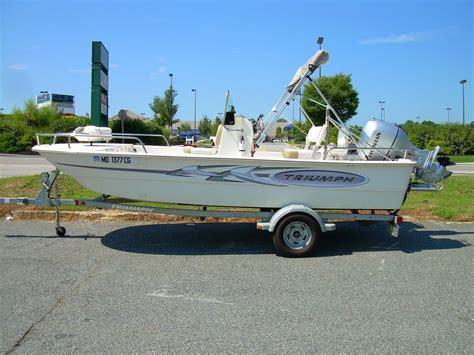 Triumph Skiff Boats For Sale by Triumph 1700 Skiff Boats For Sale Boats