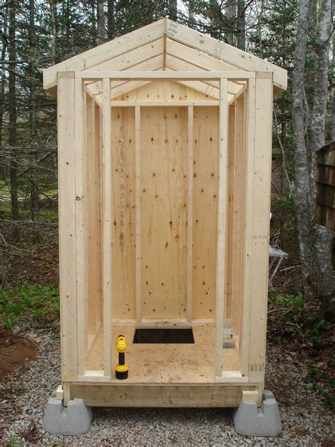 outhouse ideas ideas  pinterest small